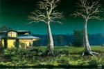 3 Analogien - Landschaften und Gebäude, 2005