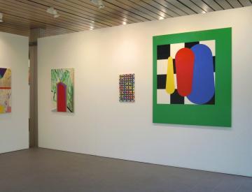 11 Drift, Ausstellungsansicht
