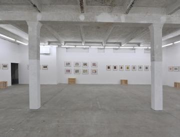 5 Full Colour Graphic Poetry, Ausstellungsansicht