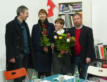 1 Verabschiedung von Silke Albrecht