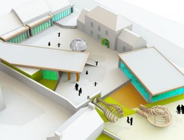 7 Matali Crasset: École Le Blé en herbe, 2015