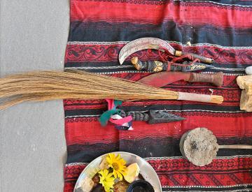 4 Werkzeuge einer schamanischen Reinigung