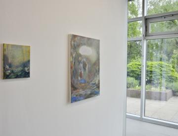 11 Clara Gesang-Gottowt: Perspektiven in der Ausstellung