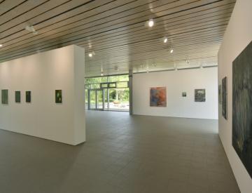 14 Clara Gesang-Gottowt: Blick in die Ausstellung