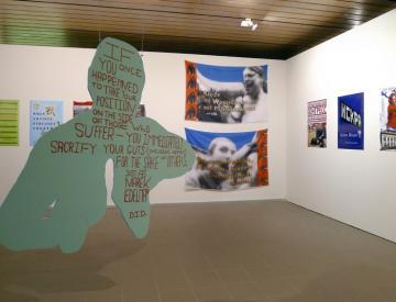 Ausstellungsansicht Chto Delat?: Was tun?