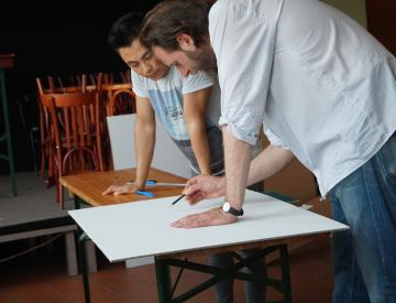 5 Studiobesuch im Rahmen des TAS Projekts