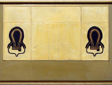 2 Hirschvogel, ohne Titel, 2001