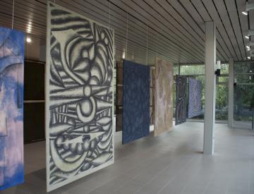 4 Manuel Kirsch, Ausstellungsansicht