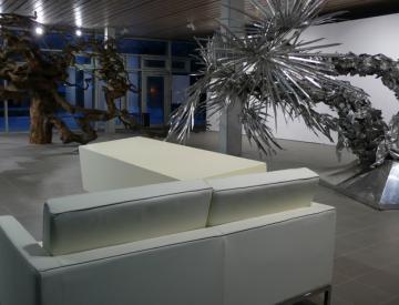 25 Tepidarium - Blick in die Ausstellung