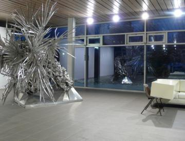 26 Tepidarium - Blick in die Ausstellung