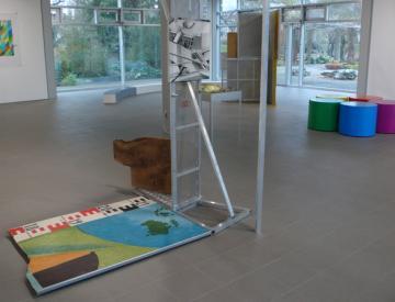 12 expo - Blick in die Ausstellung