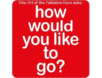 1 Flyer-Material der Association for the Palliative Turn