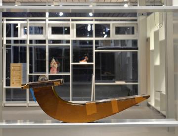 2 Thomas Scheibitz, Gegenlichtmodell, 2014