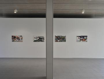 8 Eberhard Havekost, Endless 1-4, 2011