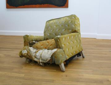 9 Rodney McMillian, Chair, 2003