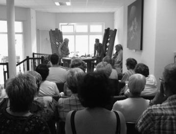 Ilse & Margarete - Rund um's Buch