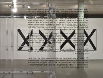 "3 Michael Müller: ""Yes or No, No or Yes, or No and No"", 2011"