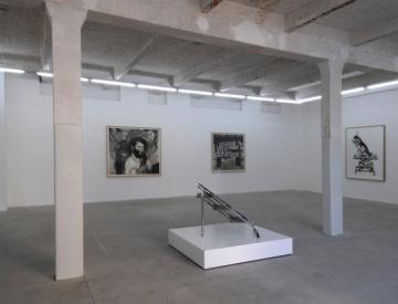 3 The Disciplines, Ausstellungsansicht