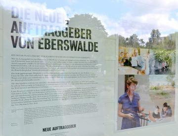 2 Stützpunkt der Neuen Auftraggeber - Der Ausstellungspavillon auf der Freundschaftsinsel