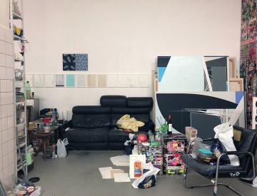 4 Produktionsergebnis während der Pandemie - Blick ins Studio 2020