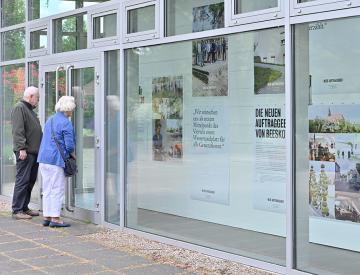 5 Aus der Werkstatt der Bürgerwünsche - Ausstellung im BKV