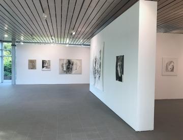 5 Blick in die Ausstellung