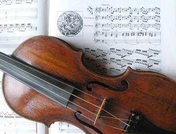 2 Violine eingerichtet für Bibers 11. Rosenkranzsonate