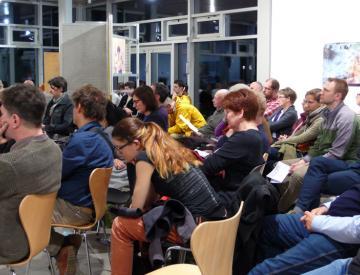 2 Publikum beim zweiten Schallwandler-Konzert