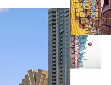 1 Bettina Allamoda: Collage, 2014