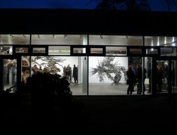 12 Tepidarium im BKV am Abend der Performance