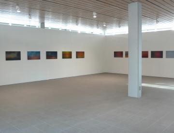 "2 Ausstellungsansicht Eberhard Havekost ""Endless"""