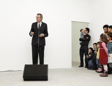 7 Ausstellungseröffnung Danh Vo, Untitled