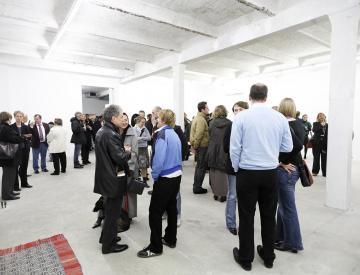 2 Ausstellungseröffnung Danh Vo, Untitled