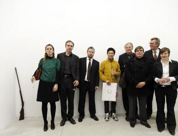 9 Ausstellungseröffnung Danh Vo, Untitled
